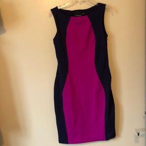 Cynthia Rowley illusion dress